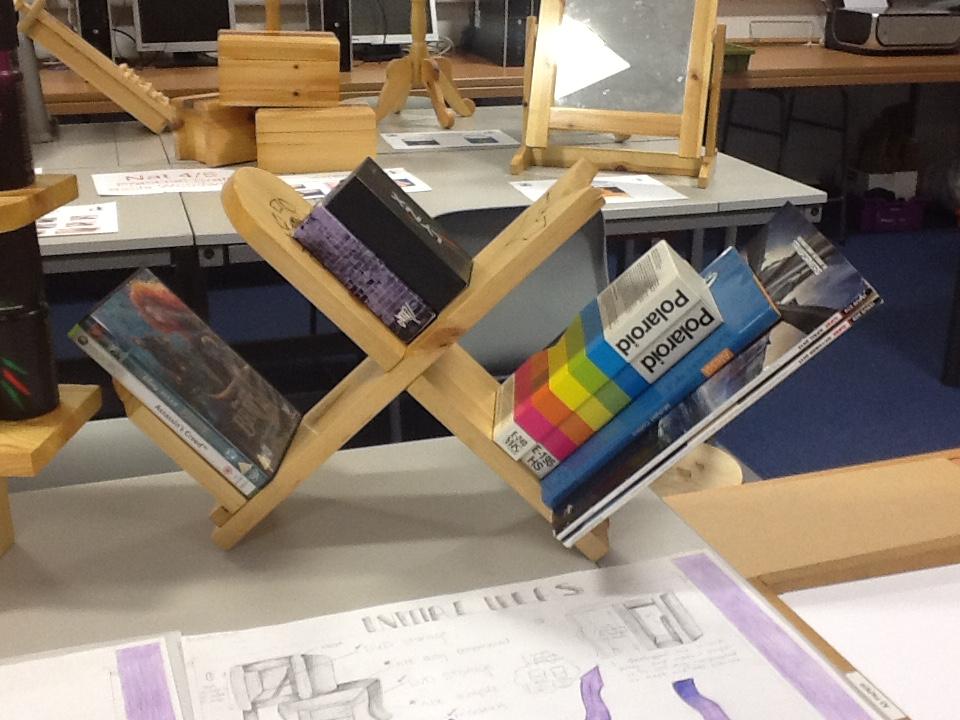 Craft Design Technology Tynecastle High School